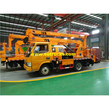 13.5m 4x2 Aerial Working Trucks