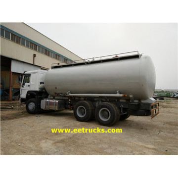 7000 Gallon 10 Wheeler Powder Transport Trucks