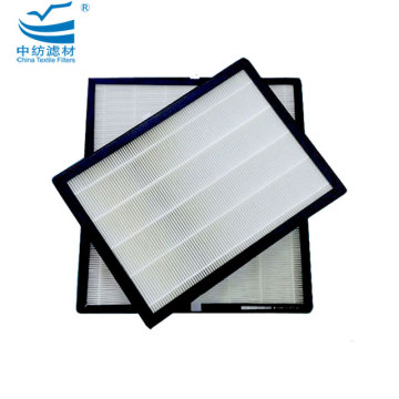 Cheapest Factory for Replacement Hepa Filter Replacement H14 air purifier HEPA filter export to Russian Federation Manufacturer