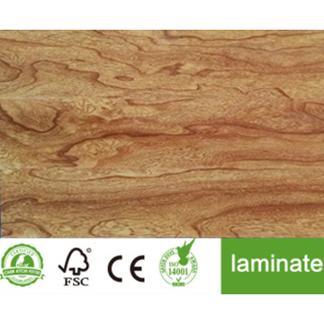 Laminated Floor in Fine Line Grains