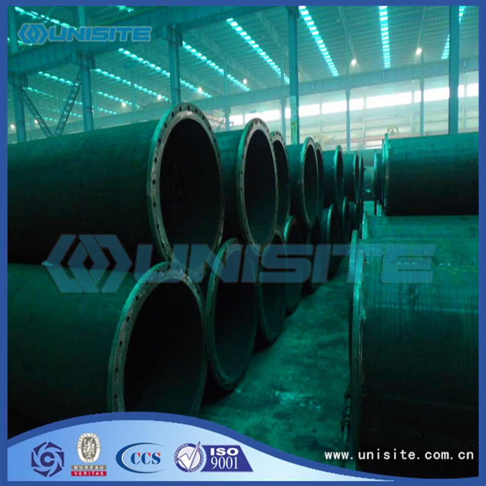 Longitudinal Steel Straight Welding Pipes