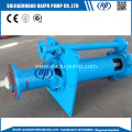 65QV  rubber liners Vertical slurry pump
