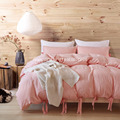 100% Polyester Washable Duvet Cover Set