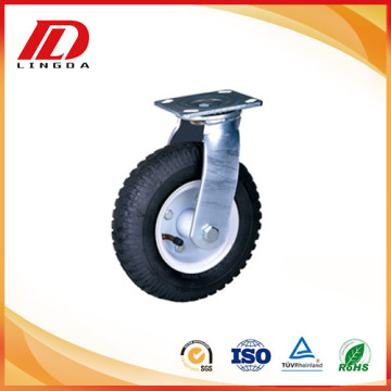 8'' heavy duty pneumatic caster