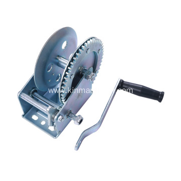Trailer Hand Winch Bracket