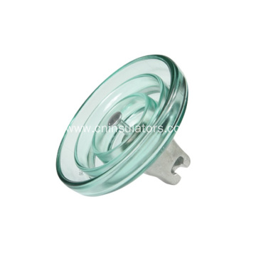 IEC Standard Fog Type Toughed Glass Insulator