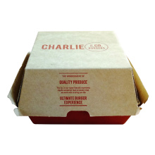 China for Window Cake Box Take away box hamburger box  Bakery Box export to Belgium Wholesale