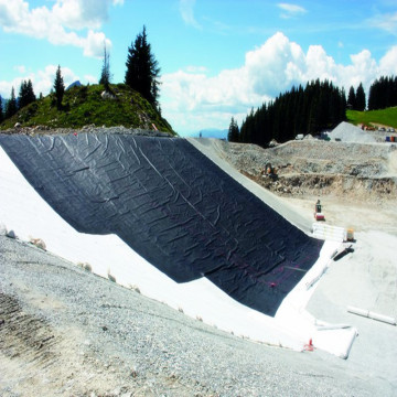 Geomembrane used for Landfill Capping