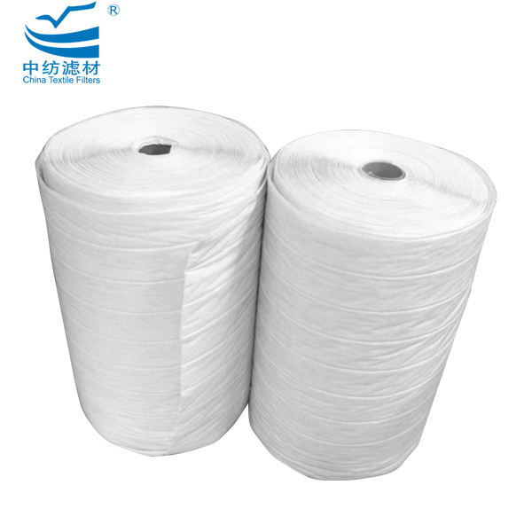 Synthetic Fiber Filter G4 Roll Air Filter Material