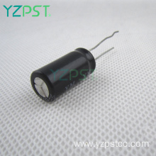 Low leakage electrolytic capacitor for TV