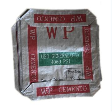40kg Poland Cement Block Bottom Valve Bag
