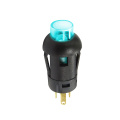 IP67 Anti-vandal LED Pushbutton Metal Switches