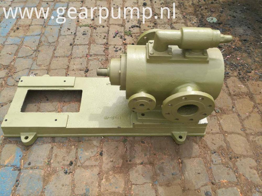 asphalt screw pump
