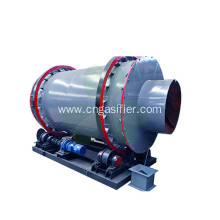 Three Cylinder Dryer Rotary Drum River Sand Dryer