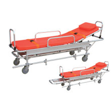 Super Lowest Price for Hospital Stretcher Aluminum Ambulance Stretcher export to Guatemala Manufacturers