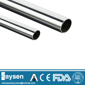 DIN Sanitary tube weld stainless steel