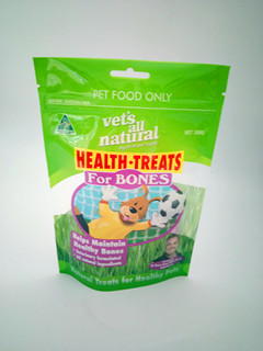 Custom Pet Food Pacckaging Bag