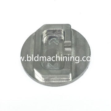 High Speed CNC Milling Machining Stainless Steel Parts