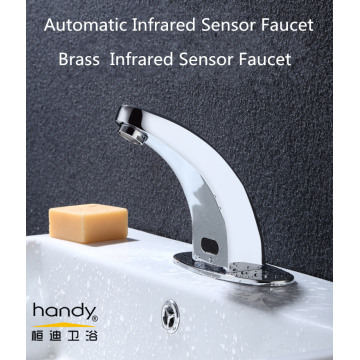Infrared Automatic Sensor Electric Basin Faucet