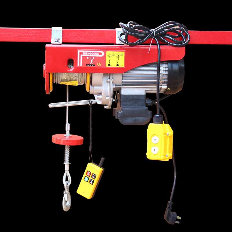 10 ton min electric wire rope hoist