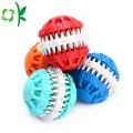 Best Quality Dog Silicone Teeth Bite Toy Ball