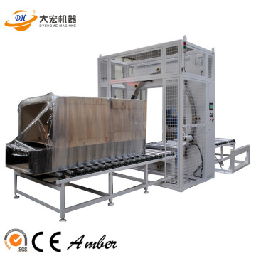 Horizontal Orbital stretch film wrapping machine