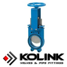 Bi-directional Knife Gate Valve