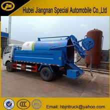 Dongfeng Vacuum and High Pressure Sewer Jetting Truck