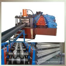 Good Quality for Guard Rail Roll Forming Machine speed w beam roll forming production line export to Macedonia Manufacturers