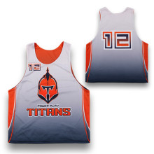 american sportswear lacrosse training vest with shorts