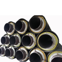 Insulated Thermal Jacketing Carbon Steel Pre-insulated Pipe