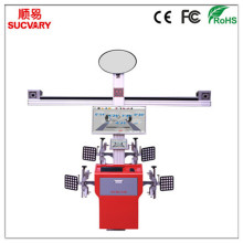3D Car Tire Wheel Aligner Machine