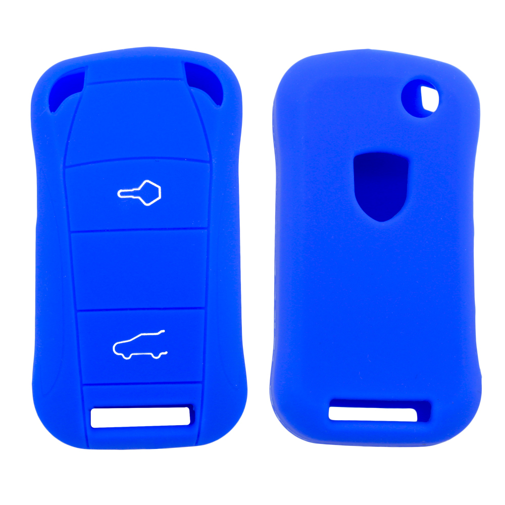 Porsche Cool Silicone Key Cover