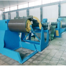 Good Quality for Liner Forming Machine Slitting cutter roller machine supply to Comoros Manufacturers