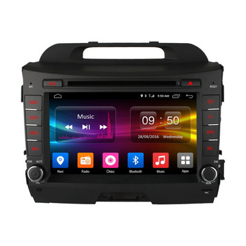 Big 8 core Android 6.0 player multimídia carro