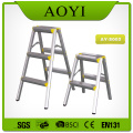 Aluminum 3 step stool