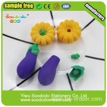 Children Fancy Fruit Erasers For Wholesale