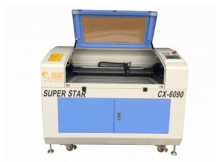 cnc laser carving 6090 machine