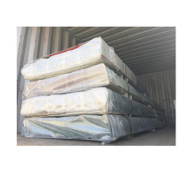 Customized Supplier for Glazed Steel Roofing Tile High Quality Zinc Coated  Trapezoidal Steel Sheet export to Spain Exporter