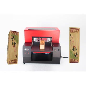 Hot sale for UV Flatbed Wood Printer Hot Sales Printer in Woodshop export to Macedonia Manufacturers