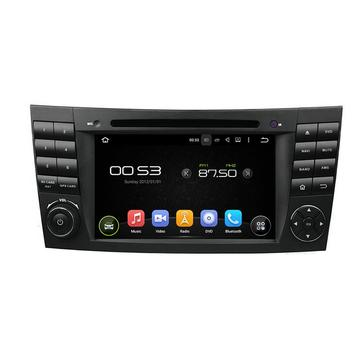 Player Benz w211 stereo di vittura