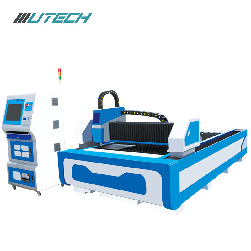 Fiber Laser Cutting Machine For Machinery Industrial Parts
