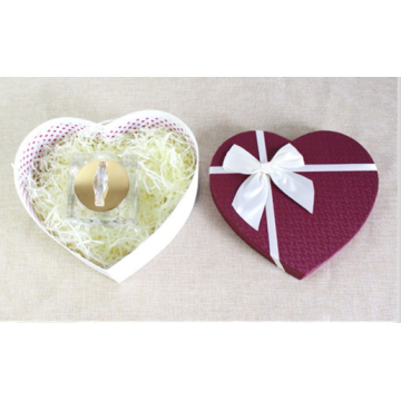 Custom Printing Heart Shape Boxes For Chocolate Packaging
