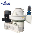 High quality biomass wood pellet working mill