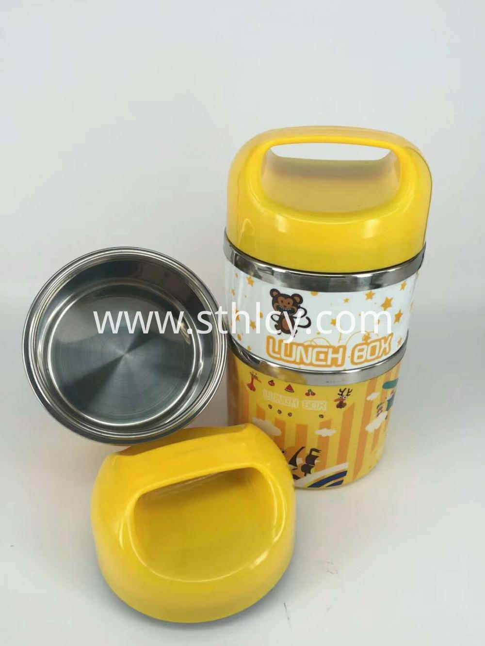 Stainless Steel Lunch Box For Office