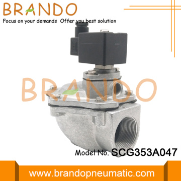 SCG353A047 Pilot Operated Pulse Diaphragm Valve