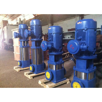 GDL Multi Stage Vertical Centrifugal Pump