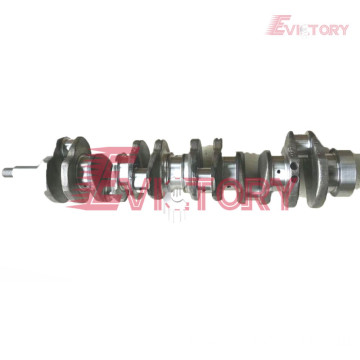 CATERPILLAR engine excavator 3406 crankshaft camshaft