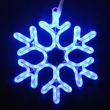 Outdoor Lighted Snowflake, Lighted Outdoor Snowflakes