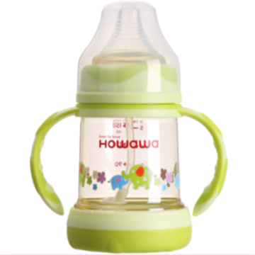 Anti-Colic Infant Milk Feeding Bottle PPSU 5oz